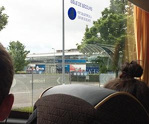 Flixbus, フリックスバス, 乗り方, ロンドン, パリ, 高速バス, 乗り方, 出国審査