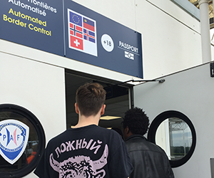 Flixbus, フリックスバス, 乗り方, ロンドン, パリ, 高速バス, 乗り方, 入国審査