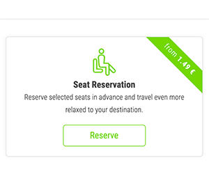 Flixbus, フリックスバス, ロンドン, パリ, 高速バス, チケット, 購入, 座席指定