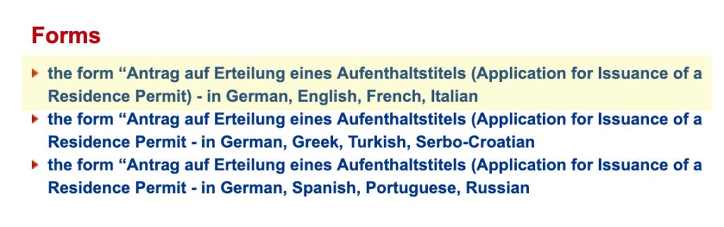 ドイツ, ベルリン, ワーホリ, ビザ, 現地, 申請, 書類