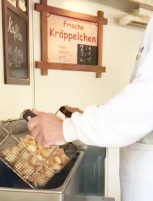 ライプツィヒ, グルメ, Kräppelchen
