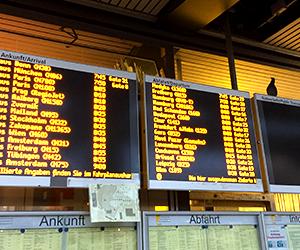 ベルリン, セントラルバスステーション, 高速バス