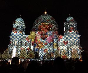 ドイツ, ベルリン, イベント, 10月, Festival of Lights, ベルリン大聖堂