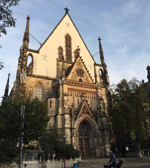 聖トーマス教会, ライプツィヒ